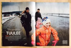 Reppari Lokasta Apu-lehdessä 19/2015 (7.5.)